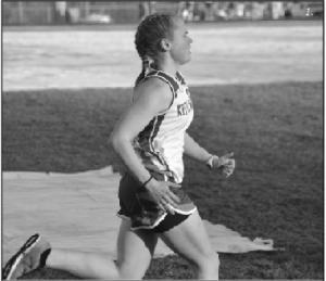Running Toward A New Record