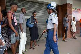 Hunger Forces Zimbabweans to Break COVID Lockdown Rules
